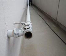 病院系統排水管洗浄
