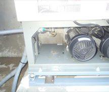 圧力タンク及び圧力センター取替