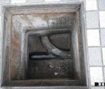 雑排水・汚水管排水管洗浄