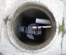 排水ポンプ及び逆止弁取替修繕