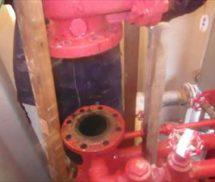 消防用設備改修工事