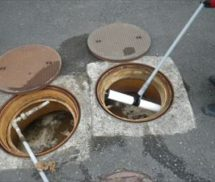 散気管修繕