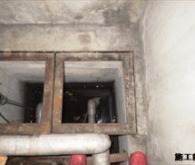 排水ポンプ取換