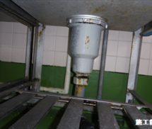 厨房排水管及び流しトラップ交換