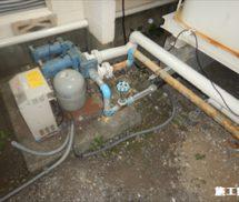 給水ポンプユニット取替修繕