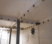受水槽タンク補修工事