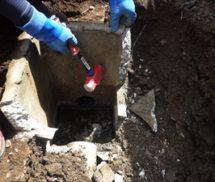 排水桝取替修繕