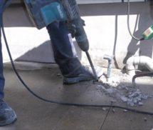 浄化槽エアー配管改修工事