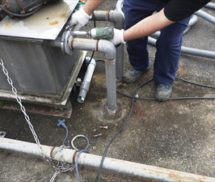 排水ポンプ等交換