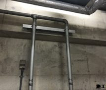 排水ポンプ取替