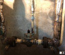揚水ポンプ交換修繕