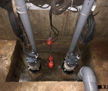 湧水ポンプ・FMバルブ交換